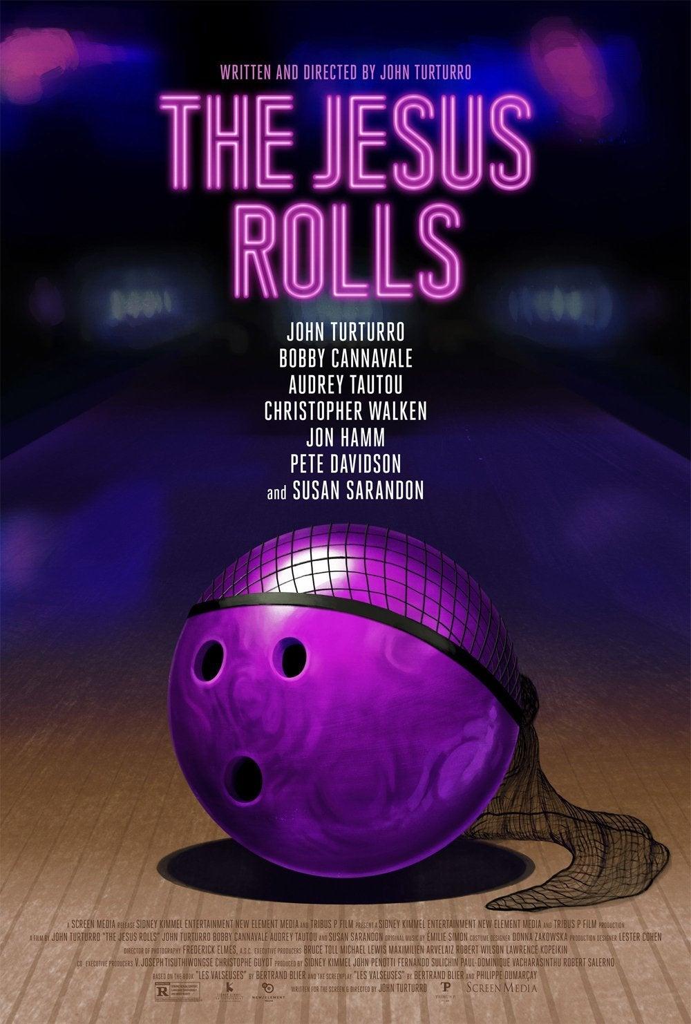 the jesus rolls poster john turturro teaser