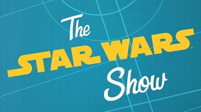 the star wars show logo web series