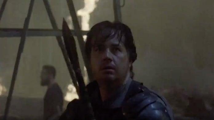 The Walking Dead Aaron Eugene