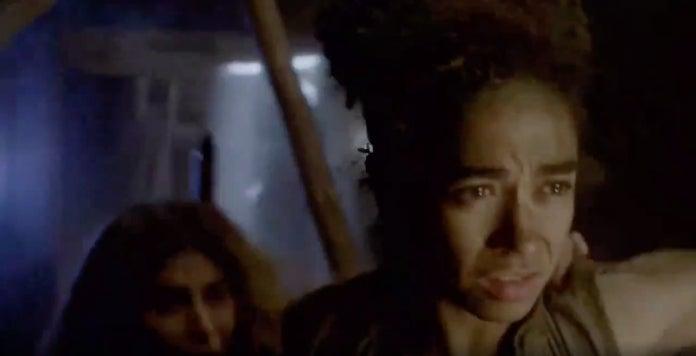 The Walking Dead Connie Magna