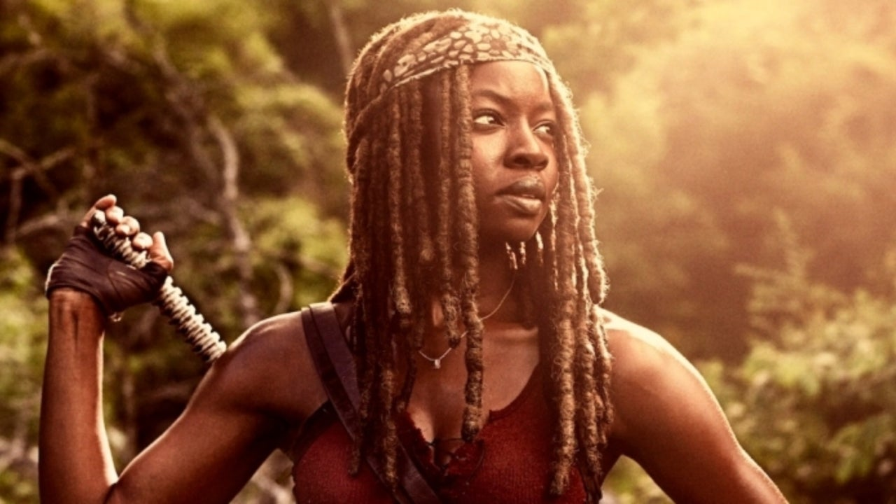 The Walking Dead and Danai Gurira Featured in SAG Awards Heroes Reel