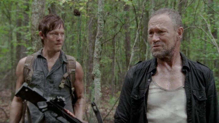 The Walking Dead Dixon Brothers Daryl Merle Norman Reedus Michael Rooker