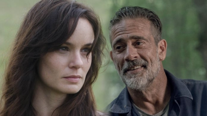 The Walking Dead Jeffrey Dean Morgan Sarah Wayne Callies comicbookcom