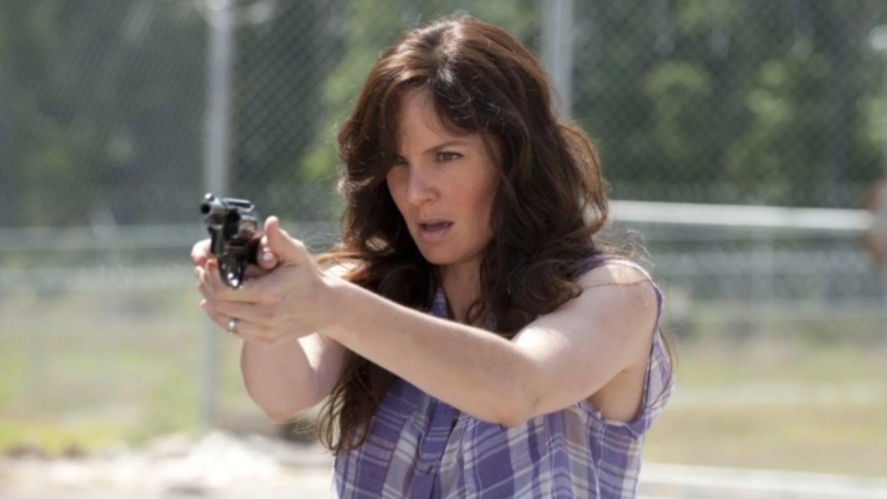 "The Walking Dead's Sarah Wayne Callies Felt She ""Put a Lot of Violence Into the World"""