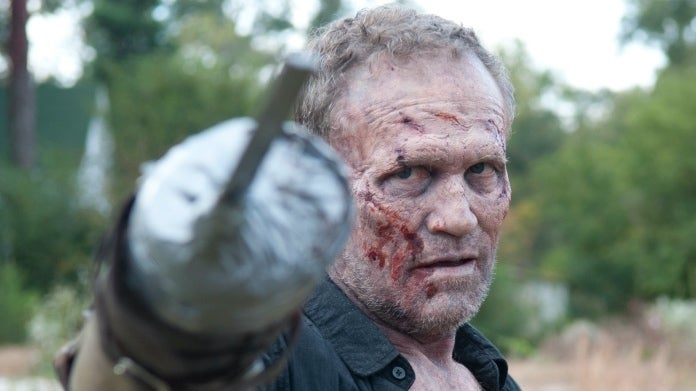 The Walking Dead Michael Rooker Merle Dixon