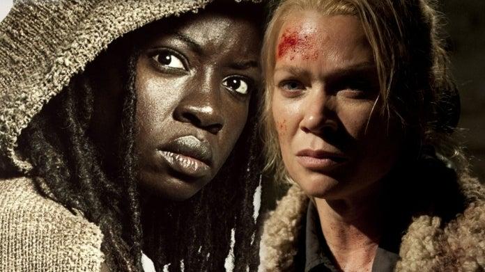 The Walking Dead Michonne Andrea Gurira Holden ComicBookcom