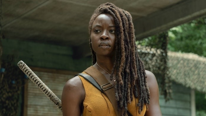 The Walking Dead Michonne Season 10