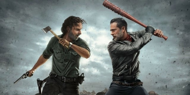 """The Walking Dead: AMC Chief Admits Seasons With Negan as the Villain Were """"Too Hopeless"""""""