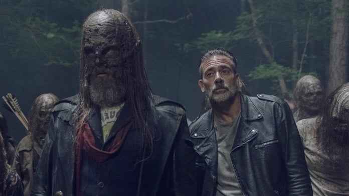 The Walking Dead Season 10 Negan Beta Whisperers