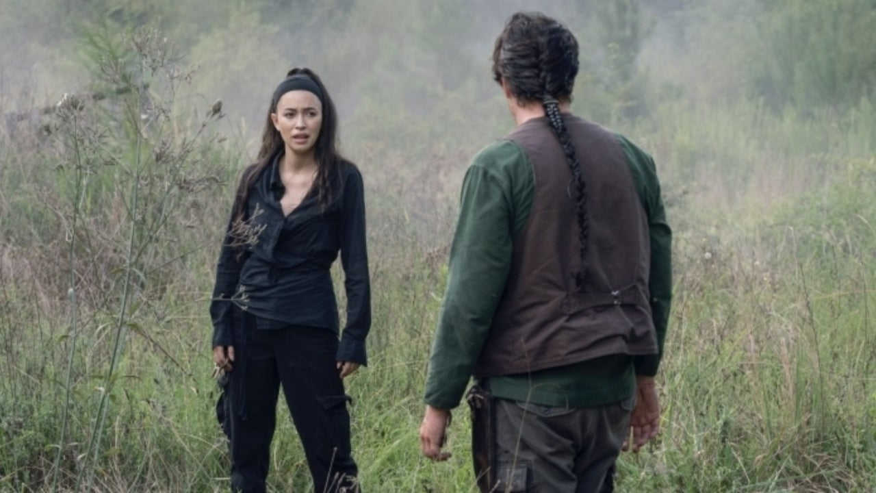 The Walking Dead Easter Egg Might Have Foreshadowed a Eugene and Rosita Romance