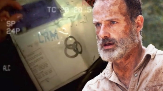 The Walking Dead Universe CRM Rick Grimes
