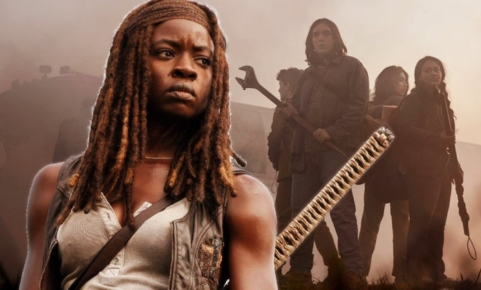 The Walking Dead World Beyond Michonne comicbookcom