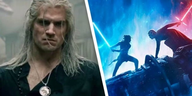The Witcher Gets Lightsabers in Star Wars Mash-up Video