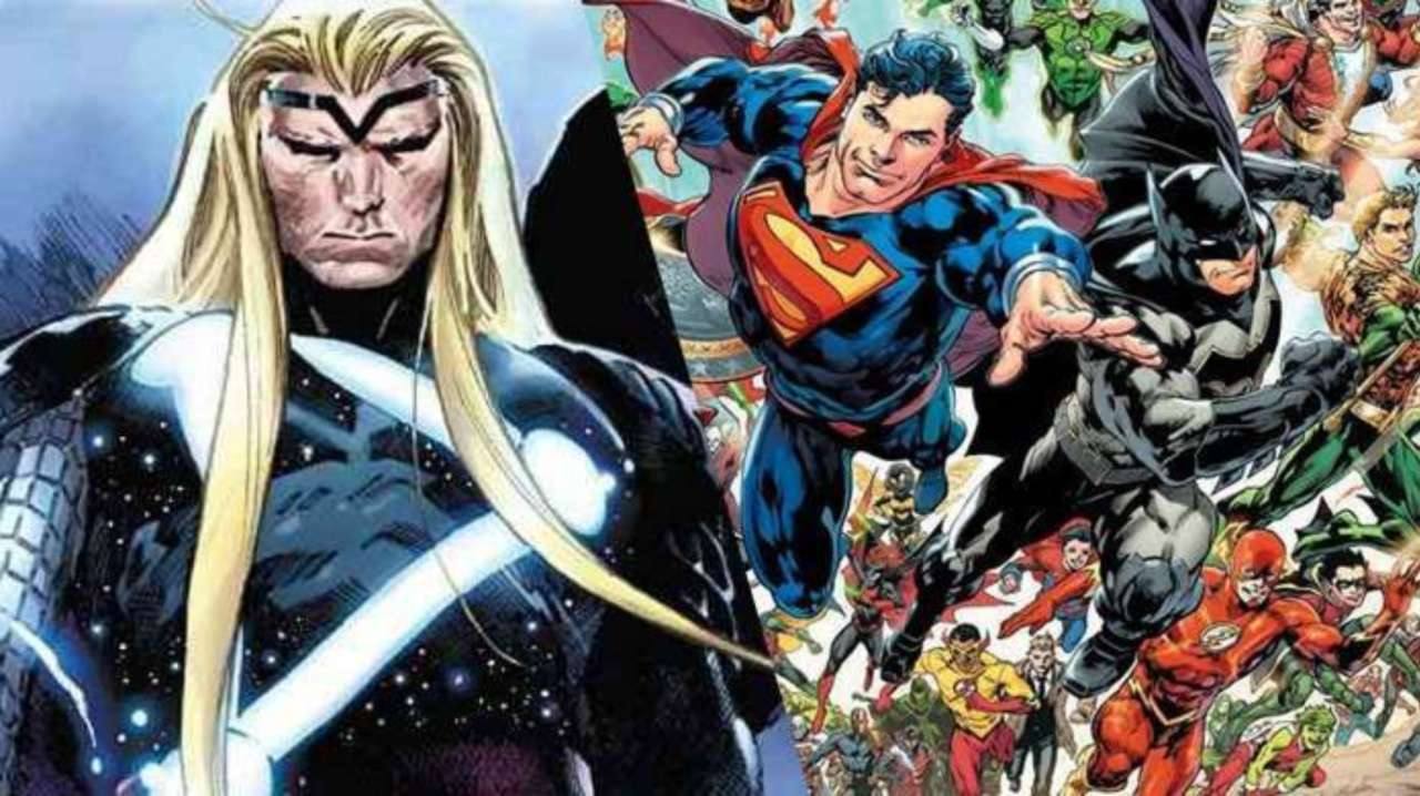 The DC Universe Is Destroyed in Next Issue of Thor