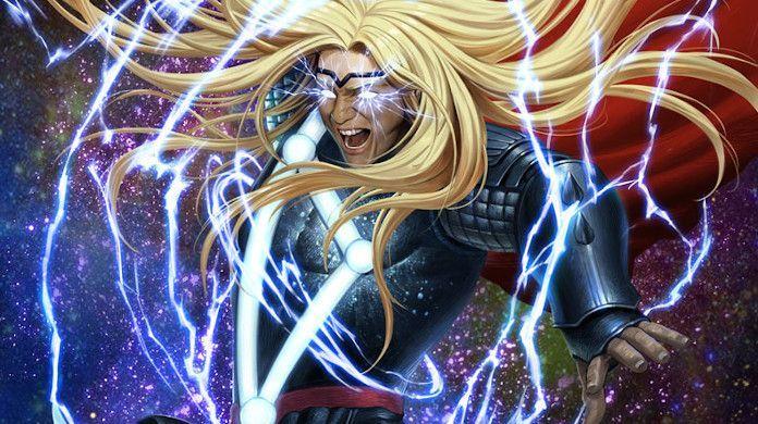 Thor Herald of Galactus Thunder
