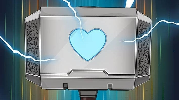 thor love and thunder fan poster
