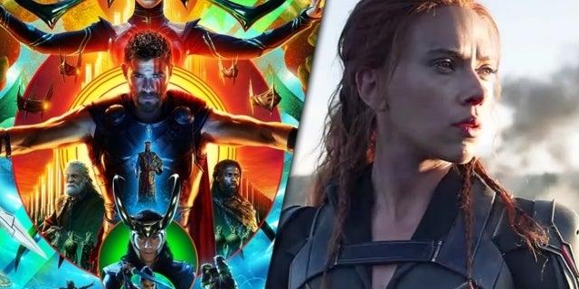 Thor: Ragnarok Writer Gets Sole Screenwriting Credit on Black Widow