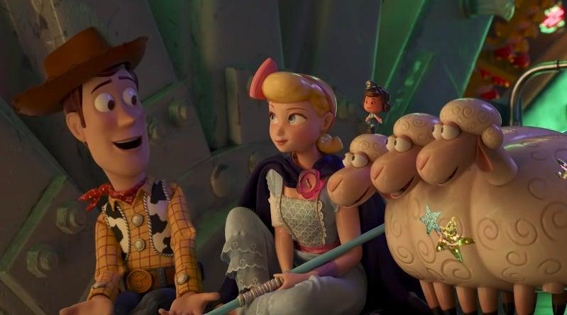 toy story lamp life disney plus