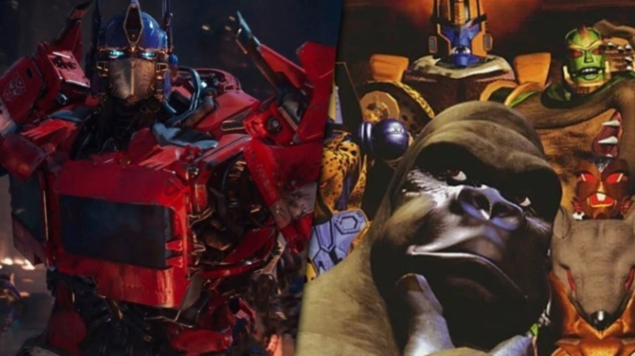 New Transformers Reboot Reportedly Based on Beast Wars Series