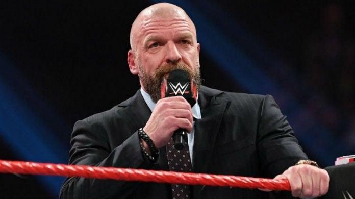 Triple-H-WWE
