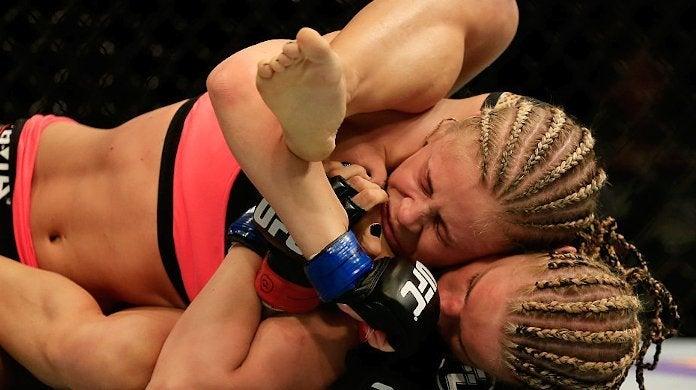 UFC Felice Herrig