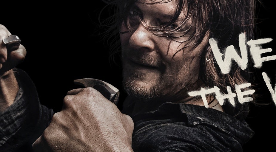 walking dead season 10b daryl art