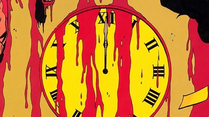 watchmen doomsday clock
