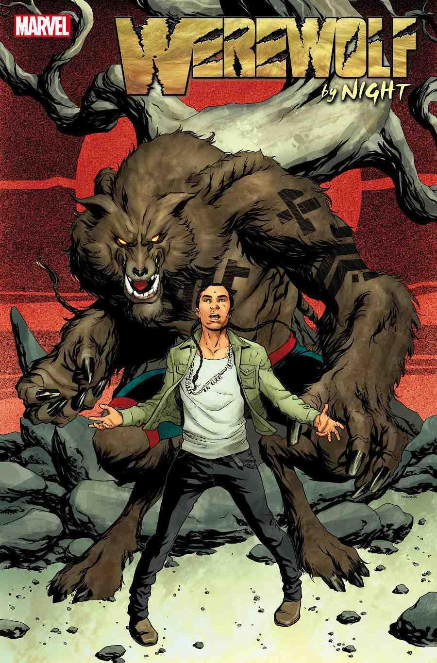 Werewolf by Night 2020 #1