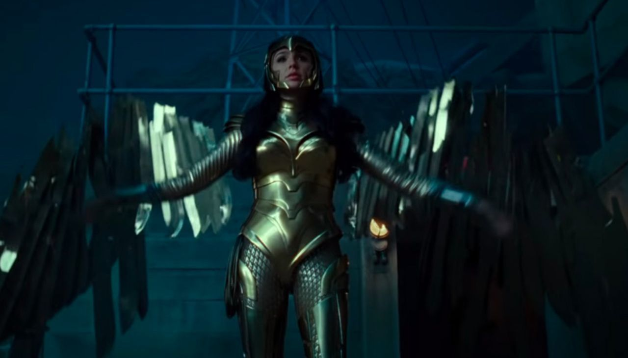 Wonder Woman 1984: New Look At Armor On Theater Merchandise