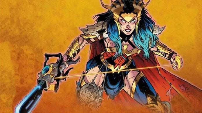 wonder woman chain sword dc comics