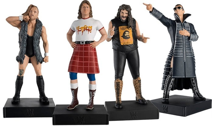 WWE-Hero-Collector-Championship-Collection-Group