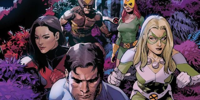 Marvel Reveals X-Men Tie-In to Avengers and Fantastic Four Crossover Empyre