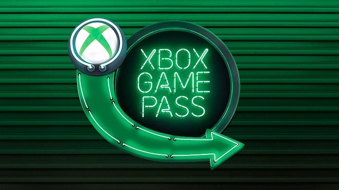 xbox game pass cool green