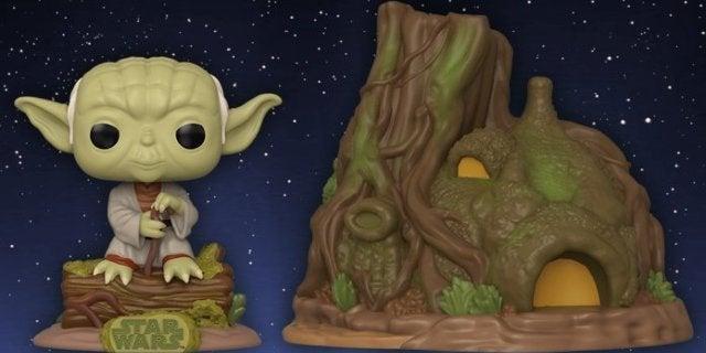 Yoda's Hut Joins Funko's 40th Anniversary The Empire Strikes Back Pop Lineup