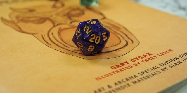 A Natural 20 in Dungeons Dragons Wasn't Always a Critical Hit
