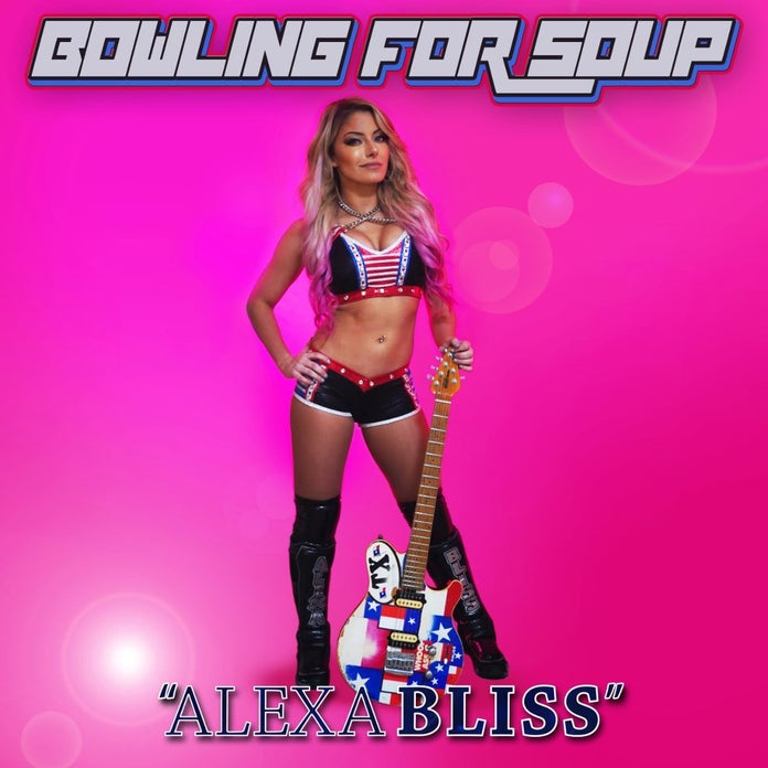 Alexa-Bliss-Bowling-For-Soup-Cover