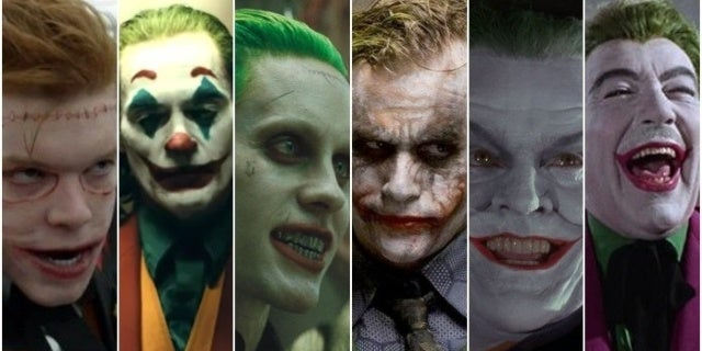 All the Joker Actors Together in One Poster Goes Viral