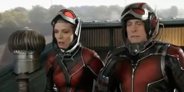 Ant-Man and the Wasp Deleted Scene Reveals Janet van Dyne in Costume