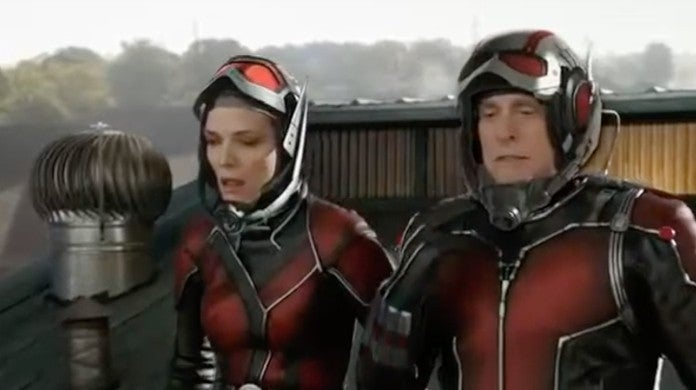 ant-man and the wasp deleted scene janet van dyne