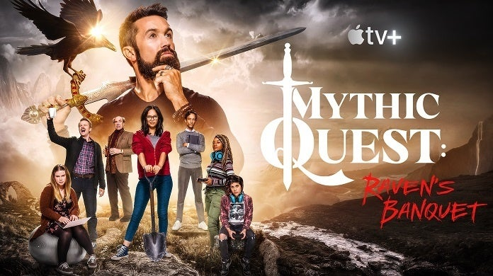 Apple TV Mythic Quest
