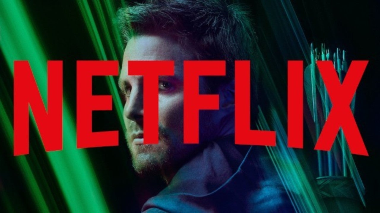 Arrow Final Season Now Streaming on Netflix