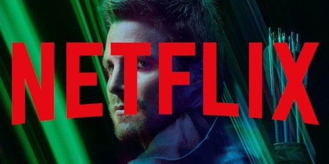 Arrow Final Season 8 Streaming on Neflix