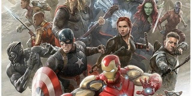 Avengers: Endgame Ultra Rare Posters Are Stunning