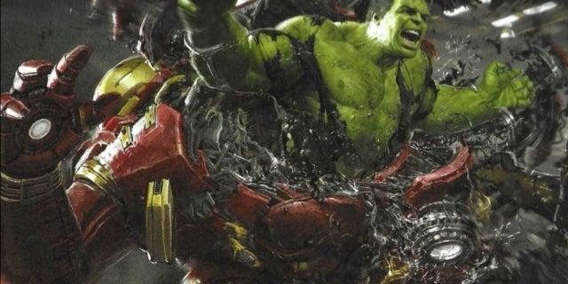 Avengers Infinity War Hulk Hulkbuster armor