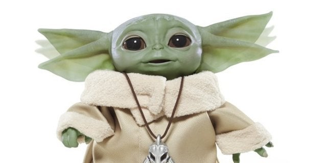 Baby Yoda Animatronic Edition Toy Figure Launches Today