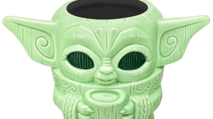 baby yoda tiki mug star wars the mandalorian header