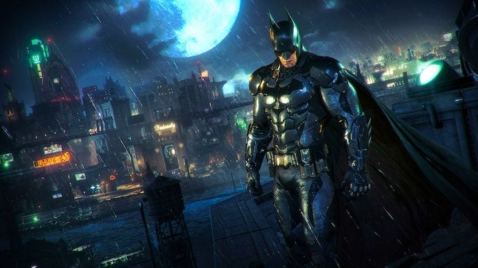 batman arkham batman-game