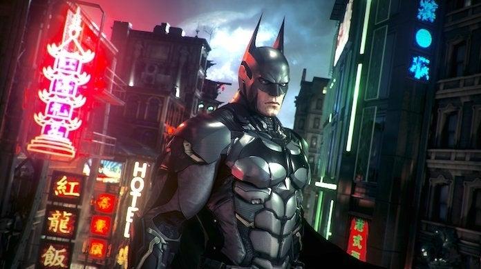 batman arkham knight batman-game