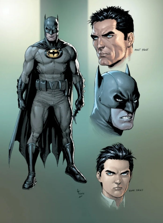 Batman Earth One Gary Frank