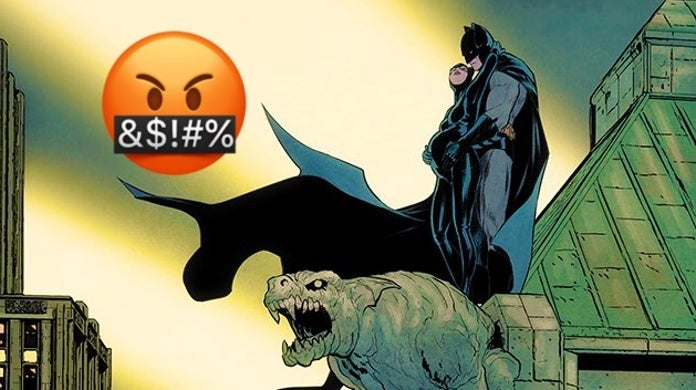 Batman Fans Angry Catwoman Pregnancy